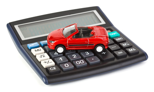 Online Car Refi Application